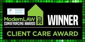 MJP Wins National Award For Client Care